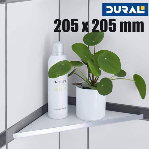 Befliesbare Duschablage TI Shelf TS DNG 2028 Edelstahl Regalboden
