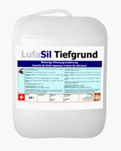 LufaSil Tiefgrund (Siloxan Tiefgrund)