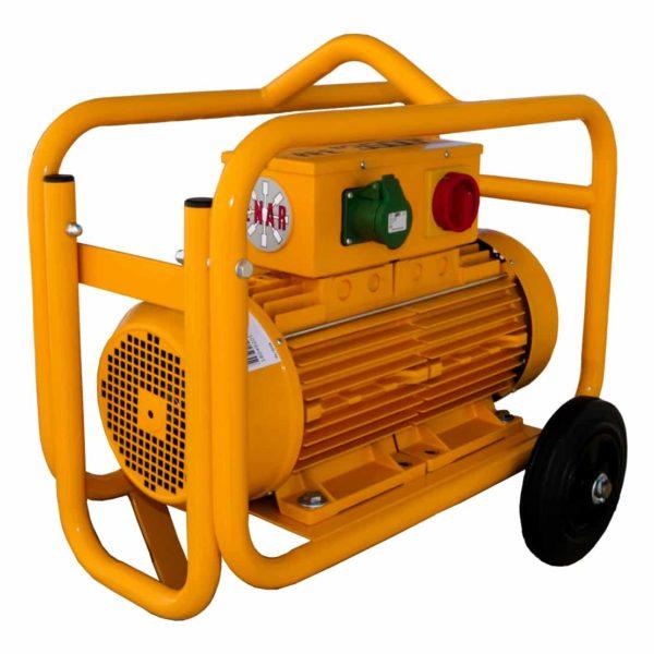 Frequenzumformer AFE 3500 mit Fahrgestell