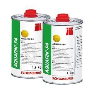 Schomburg AQUAFIN-P4 Elastisches PU-Injektionsharz
