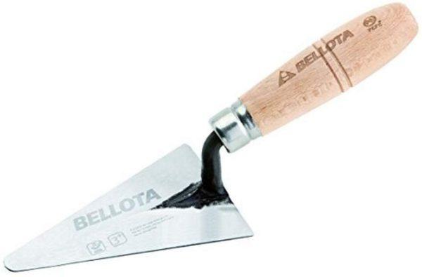 5903  Spitzkelle abgerundet  geschmiedet  Blatt 125 mm