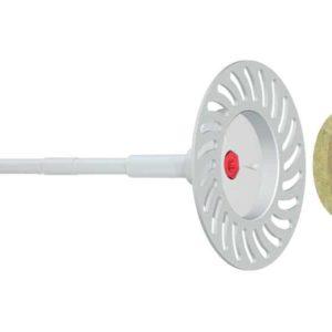 Schraubdübel ECODRIVE-W 150 mm mit Integrierte Rondelle
