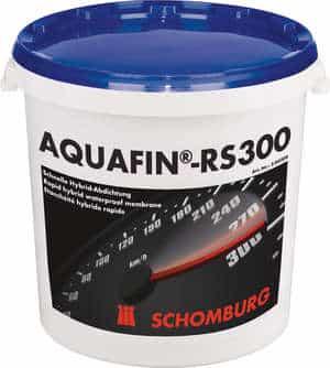 Schomburg  AQUAFIN-RS300  Schnelle Hybrid-Abdichtung