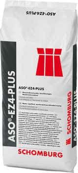 Schomburg ASO-EZ4-PLUS  Wasserabweisender, beschleunigter Werktrockenmörtel