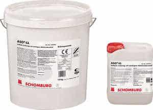 Schomburg  ASO-LL  Leitlack auf Epoxidharzbasis