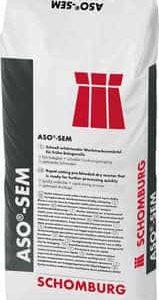 Schomburg ASO-SEM  Beschleunigter Werktrockenmörtel mit hoher Festigkeit