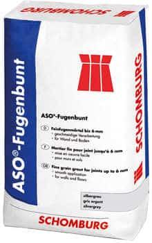 Schomburg ASO-Fugenbunt Standardfeinfugenmörtel