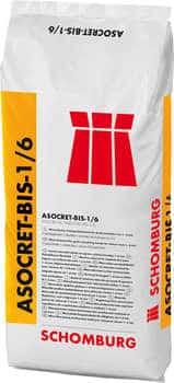 Schomburg ASOCRET-BIS-1/6 Mineralischer Feinspachtelmörtel