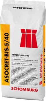 Schomburg ASOCRET-BIS-5/40 Reparaturmörtel