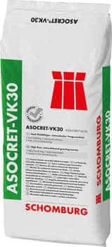 Schomburg ASOCRET-VK30 mineralischer Untergussmörtel