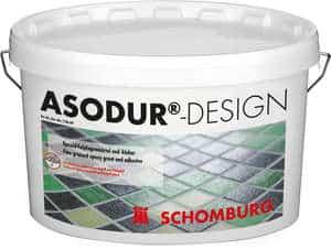 Schomburg ASODUR-DESIGN Epoxid-Feinfugenmörtel und -kleber