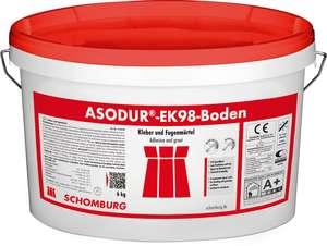 Schomburg ASODUR-EK98-Boden Epoxidharzkleber und -fugenmasse