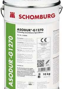 Schomburg ASODUR-G1270  Vielseitig einsetzbares Epoxidharz