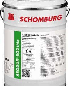 Schomburg ASODUR-SG2-thix Spezialgrundierung - thixotrope Dampfsperre
