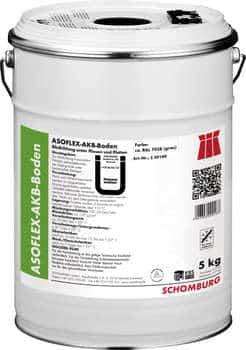 Schomburg ASOFLEX-AKB-Boden 2K-Reaktionsharzabdichtung