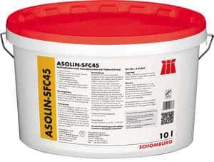 Schomburg ASOLIN-SFC45 Hydrophobierende Fassadencreme mit Tiefenwirkung
