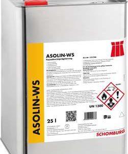 Schomburg ASOLIN-WS Hydrophobierende Fassaden-Imprägnierung