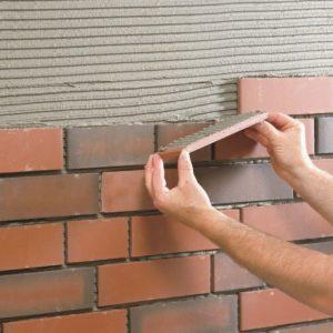 Baumit CeramicFix Verlegemörtel für keramischer Beläge im Aussenbereich.
