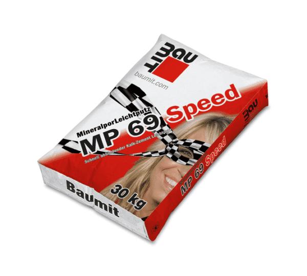 Baumit Mineralpor Leichtputz MP 69 Speed