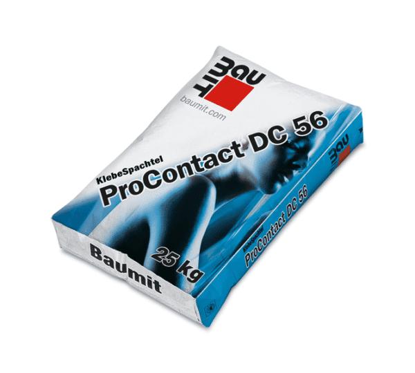 Baumit ProContact DC 56 Mineralischer Klebe- und Armierungsmörtel