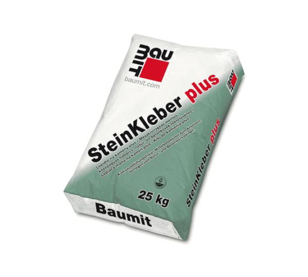 Baumit SteinKleber plus Ausblühungsfreier Mittelbettkleber