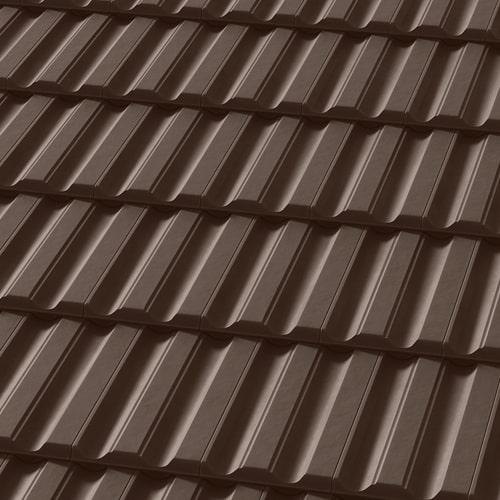 Ziegel TECHNICA-10 Chocolate