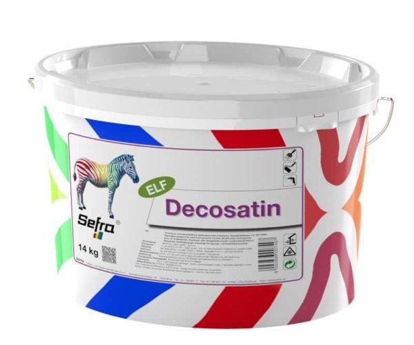 Latex Klasse 2 Decosatin ELF 14 kg Gebinde