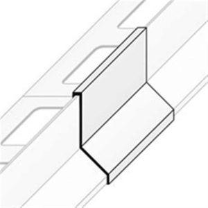 DURABAL BL Verbinder Alu silber elox. 95,0mm