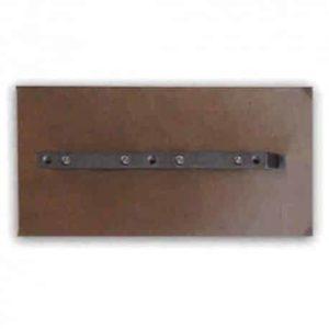 Endverarbeitungsglättflügel für Betonglättmaschine Halcon 120