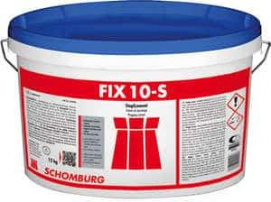 Schomburg FIX 10-S Stopfzement, Schnellzement