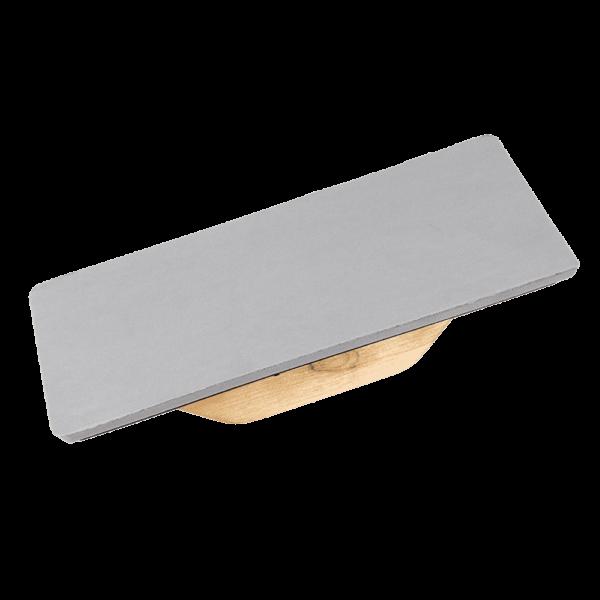 Fugbrett Weiche Gummi 5898A PROFI Epoxidharz Holzgriff