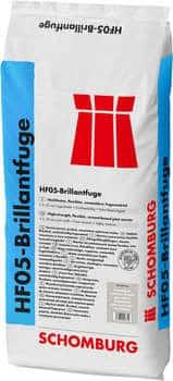 Schomburg HF05-Brillantfuge  Flexibler Hochleistungsfugenmörtel