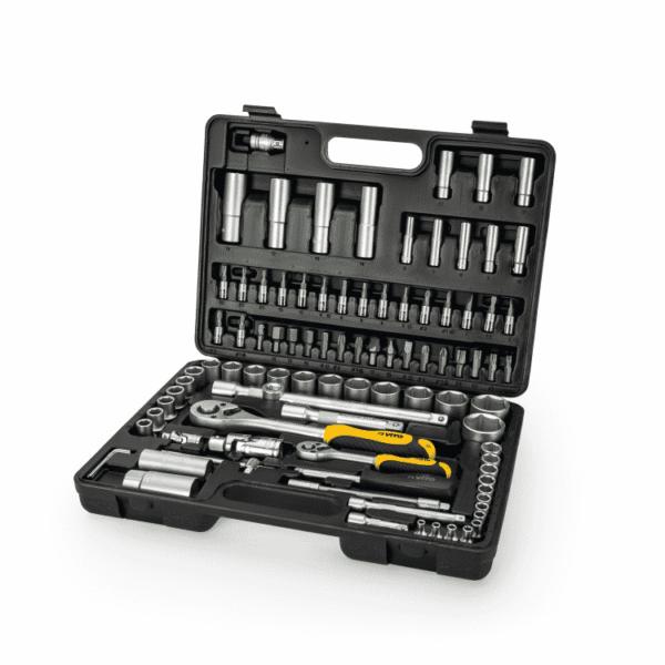 Mechaniker Werkzeugsatz, Koffer 94-teilig VIJR94