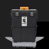 Tragbarer Werkzeugkoffer Trolley XL VITXL