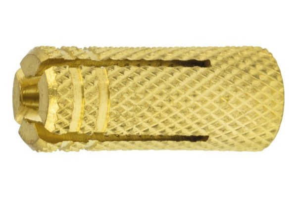 Messing-Spreizdübel M8 x 24mm