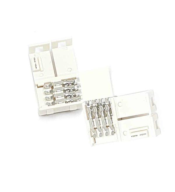 LED DVC RGB ECKVERBINDER