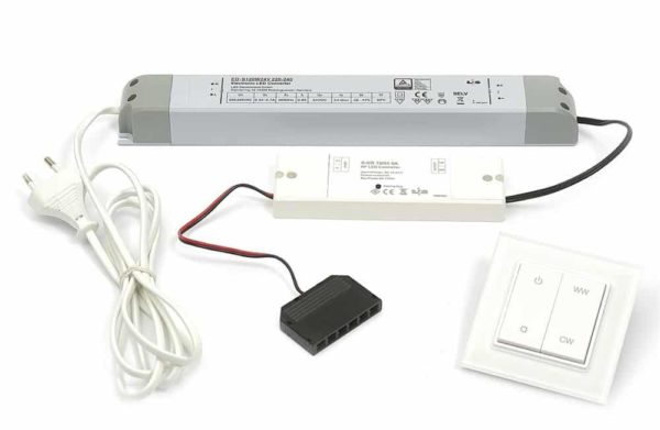 LED-Set Emotion W LED SET EW 1500 CM ANSCHLUSSSET