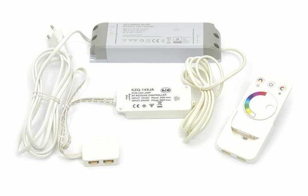 LED-Set RGB F LED SET RGBF 750 CM ANSCHLUSSSET