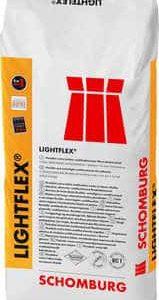 Schomburg LIGHTFLEX Flexibler, extra leichter, multifunktionaler Fliesenklebemörtel