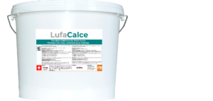 LufaCalce  Kalk-Mineralfarbe innen