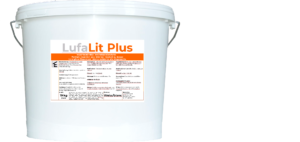 LufaLit Plus, Kunstharzdispersion innen