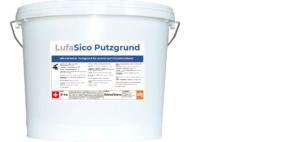 LufaSico Putzgrund für Innen und Aussen