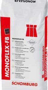 Schomburg MONOFLEX-FB Flexibler Fließbett-Fliesenklebemörtel S1