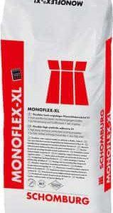Schomburg MONOFLEX-XL Flexibler, hoch ergiebiger Fliesenklebemörtel S1