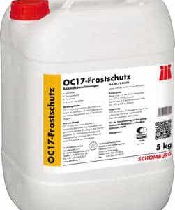 Schomburg OC17-Frostschutz  Abbindebeschleuniger
