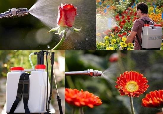 3710-12  Sprühbehälter 12 Liter