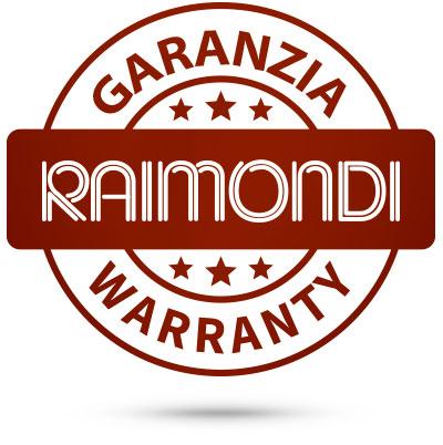 raimondi logo garanzia