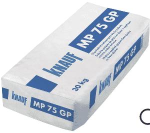 Knauf MP 75 GP Gips-Kalkputz 1,2mm 30Kg