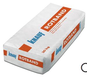 Knauf Rotband Haftputzgips 1,2 mm 30 kg