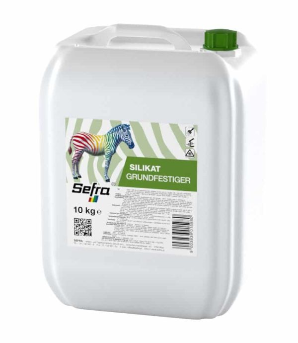 Silikat Grundfestiger- 10 kg Gebinde